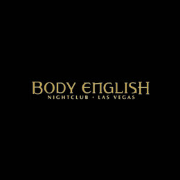 Body English Las Vegas Nightclub